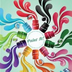 Paint it - A2 Poster