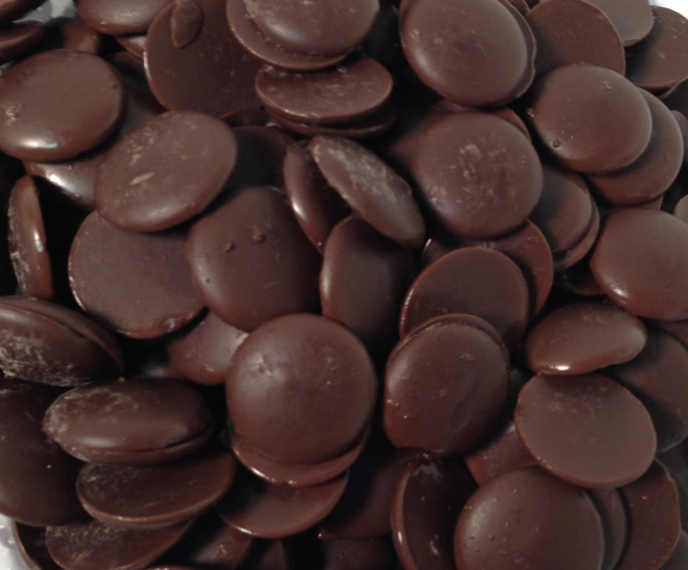 Dark Chocolate Buttons 1000g Cake Craftcake Craft