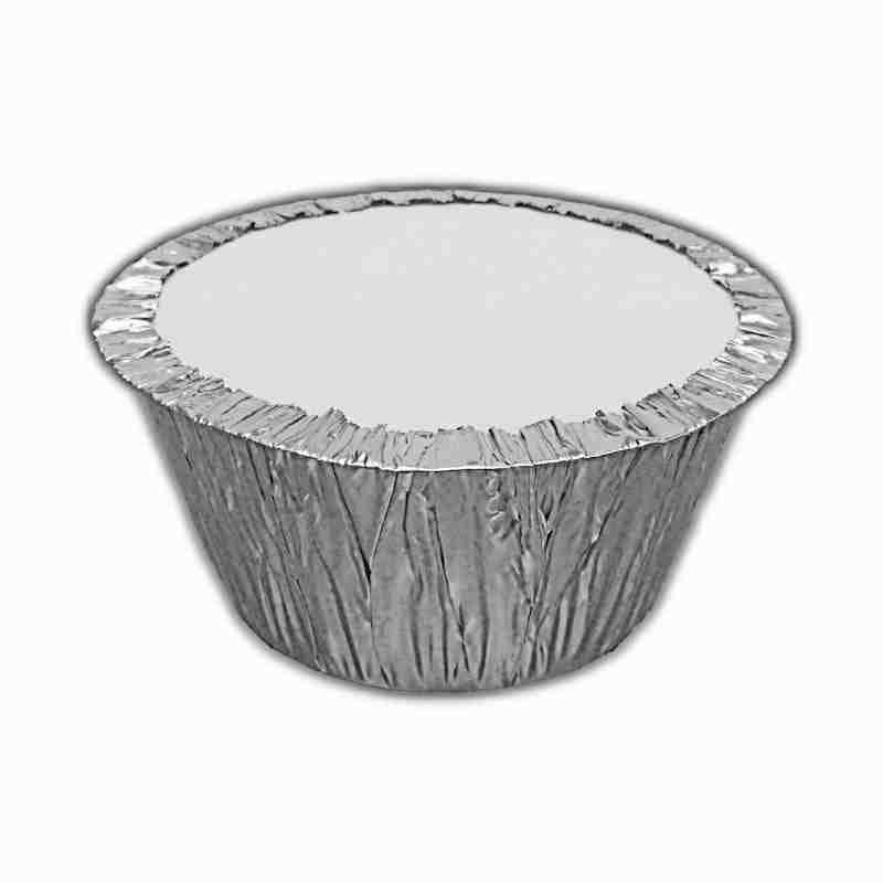 Aluminum Foil Pudding Basin 250ml Cake Craftcake Craft